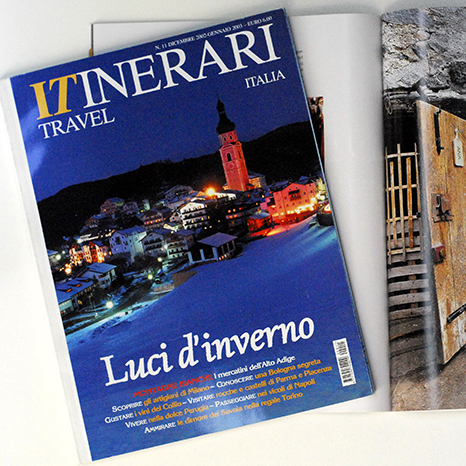 Art DIrection - Itinerari Travel Mag