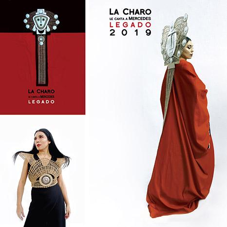 La Charo Legado Programma Tournee