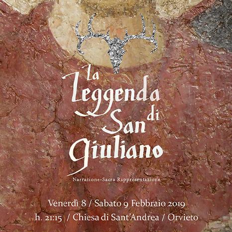La Leggenda di San Goiuliano Logo e Locandina