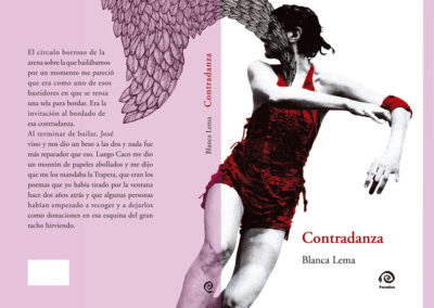 CONTRADANZA - BLANCA LEMA - COVER ILLUSTRATION COVER 2