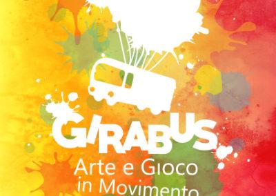 GIRABUS cartolina 14,8x21 fronte PRINTX