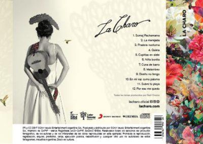 LA CHARO CD 7