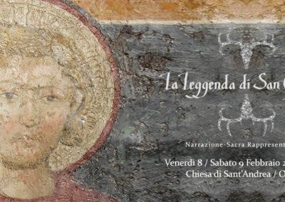LA LEGGENDA DI SAN GIULIANO FACEBOOK