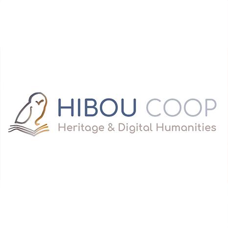 Hibou Coop Restyling logo Design