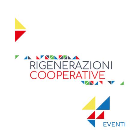 Hibou Coop / Rigenerazioni Cooperative LegaCoop Emilia Romagna Logo & Web Design